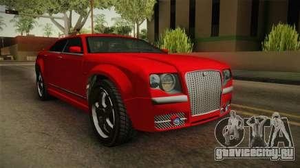 GTA 4 Schyster PMP600 для GTA San Andreas