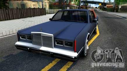 Lincoln Town Car 1981 для GTA San Andreas