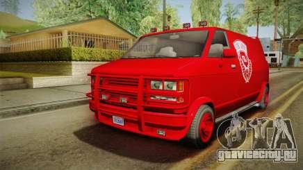 GTA 5 Declasse Burrito Lost MC для GTA San Andreas
