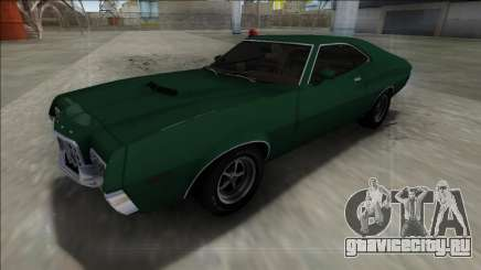 1972 Ford Gran Torino FBI для GTA San Andreas