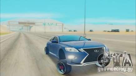 LEXUS GS 450 для GTA San Andreas