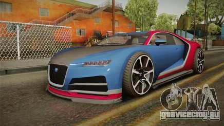 GTA 5 Truffade Nero для GTA San Andreas