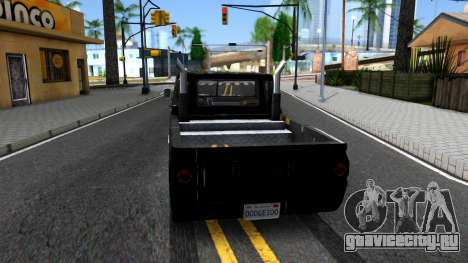 Dodge A100 Pickup для GTA San Andreas