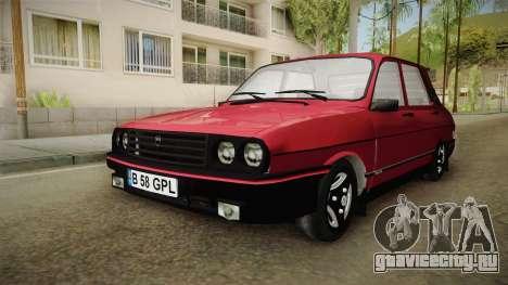 Dacia 1310 GPL для GTA San Andreas вид справа