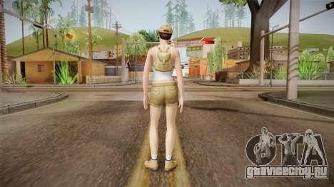 007 EON Shannon Camp для GTA San Andreas третий скриншот