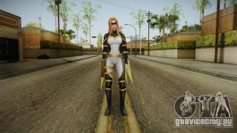 Marvel Future Fight - Mockingbird (ANAD) для GTA San Andreas второй скриншот
