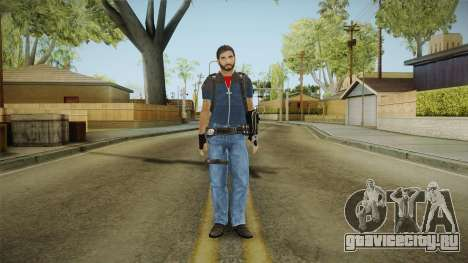 Just Cause 2 - Rico Rodriguez v1 для GTA San Andreas второй скриншот