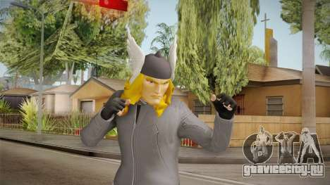 Spider-Man Homecoming - Thor Thief для GTA San Andreas
