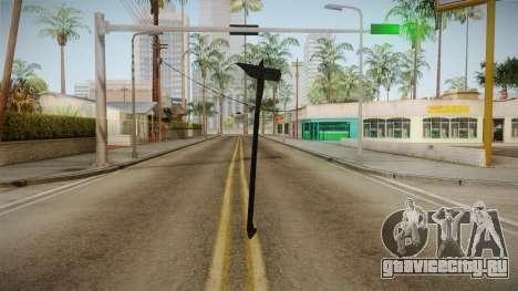 The Elder Scrolls V: Skyrim - Dawnguard Hammer для GTA San Andreas третий скриншот