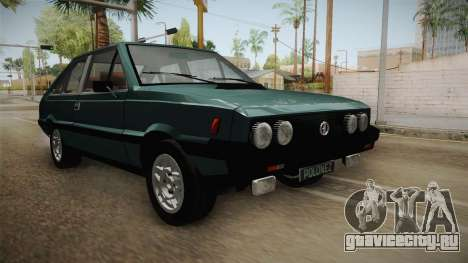FSO Polonez Coupe 2.0X для GTA San Andreas
