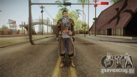Patrick Shay Cormac Versailess Outfit для GTA San Andreas второй скриншот