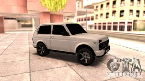 Vaz 2121 Urban Armenia для GTA San Andreas