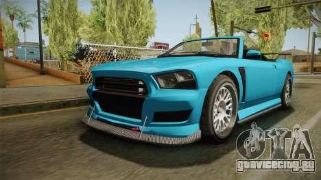 GTA 5 Bravado Buffalo 2-doors Cabrio для GTA San Andreas