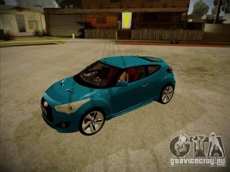 Hyundai i30 3-door hatchback 2013 для GTA San Andreas