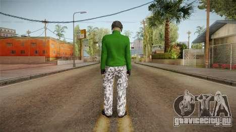 Spider-Man Homecoming - Hulk Thief для GTA San Andreas третий скриншот