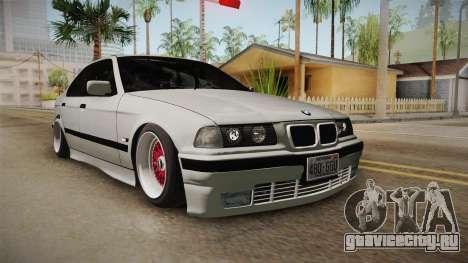 BMW 320i E36 Sedan для GTA San Andreas