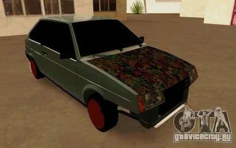 ВАЗ 2108 Бродяга для GTA San Andreas