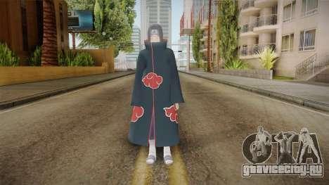 NUNS4 - Itachi Akatsuki для GTA San Andreas второй скриншот