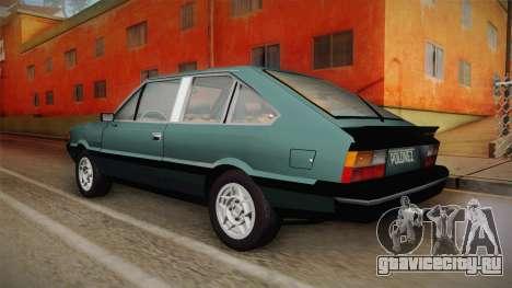 FSO Polonez Coupe 2.0X для GTA San Andreas вид слева