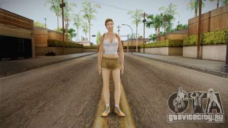 007 EON Shannon Camp для GTA San Andreas второй скриншот