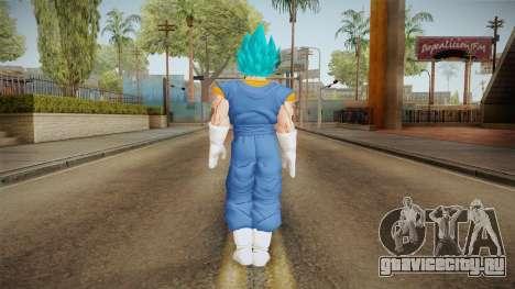 DBX2 - Vegetto SSB для GTA San Andreas третий скриншот