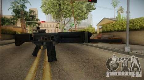 Battlefield 4 - USAS-12 для GTA San Andreas