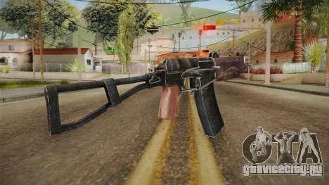Survarium - SR-2M для GTA San Andreas второй скриншот