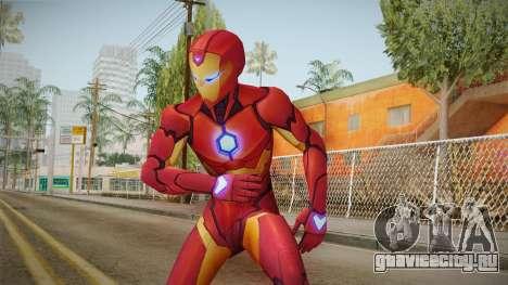 Marvel Future Fight - Iron Heart для GTA San Andreas