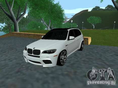 BMW X5 E70 Armenian для GTA San Andreas