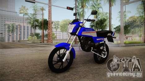 Honda ML 125 для GTA San Andreas