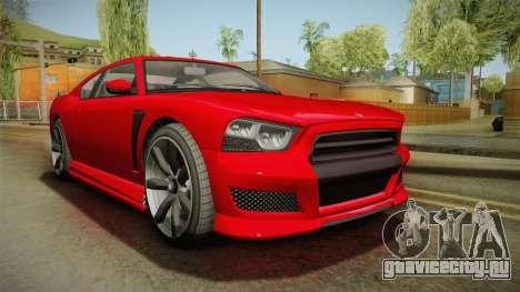 GTA 5 Bravado Buffalo 2-doors Coupè IVF для GTA San Andreas