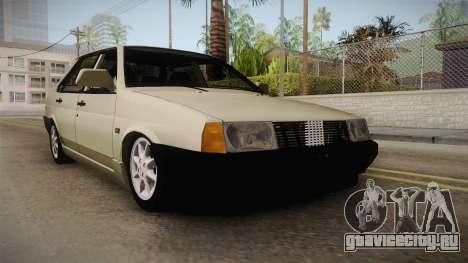 Fiat Regata 1.6 для GTA San Andreas