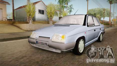 Škoda Favorit 135L Sedan для GTA San Andreas