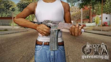 Survarium - SR-2M для GTA San Andreas третий скриншот