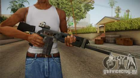 Battlefield 4 - USAS-12 для GTA San Andreas третий скриншот