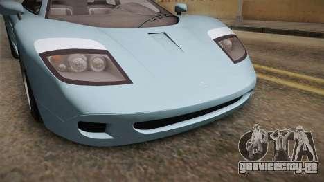 GTA 5 Progen GP1 IVF для GTA San Andreas