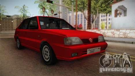 Daewoo-FSO Polonez Atu Plus 1.6 GLi для GTA San Andreas