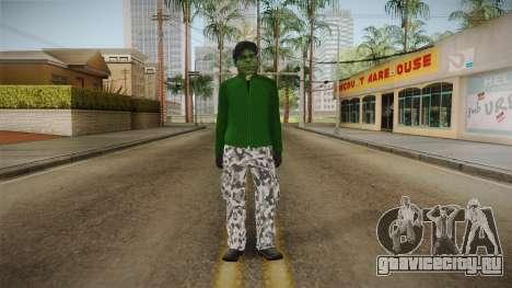Spider-Man Homecoming - Hulk Thief для GTA San Andreas второй скриншот