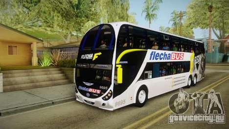 Starbus 2 Flecha Bus Egresados для GTA San Andreas