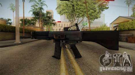 Battlefield 4 - USAS-12 для GTA San Andreas второй скриншот