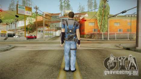 Just Cause 2 - Rico Rodriguez v1 для GTA San Andreas третий скриншот