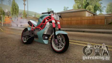 GTA 5 Principe Diabolus для GTA San Andreas
