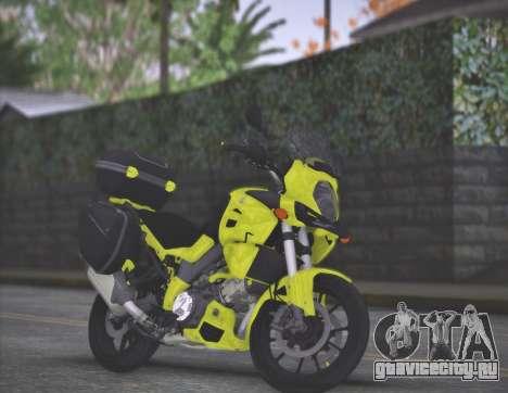 SUZUKI V-STROM 1000 для GTA San Andreas