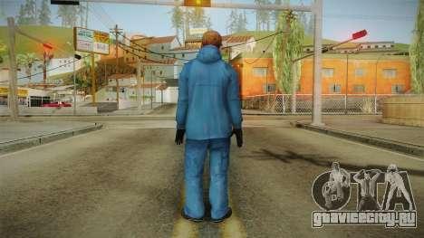 007 Legends Craig Winter для GTA San Andreas третий скриншот