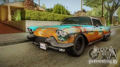 Cadillac Eldorado Brougham 1957 Rusty IVF для GTA San Andreas