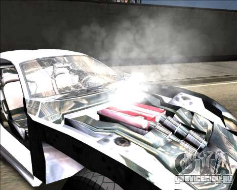 Insane car crashing mod для GTA San Andreas двенадцатый скриншот