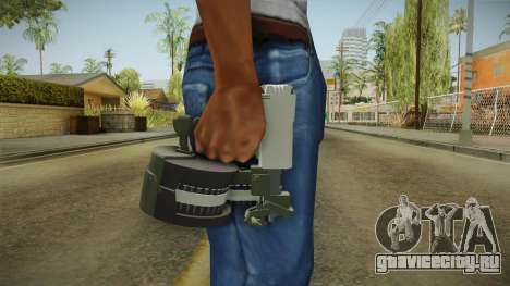 Team Fortress 2 - Nailgun для GTA San Andreas третий скриншот