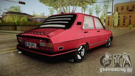 Dacia 1310 GPL для GTA San Andreas вид слева