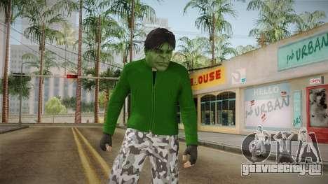 Spider-Man Homecoming - Hulk Thief для GTA San Andreas
