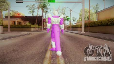 DBX2 - Cooler Final Form для GTA San Andreas третий скриншот